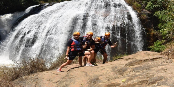 Top 10 best Canyoning Dalat tours