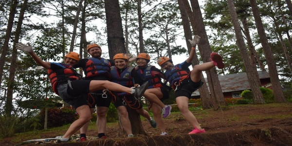 What will you get after experiencing canyoning Dalat