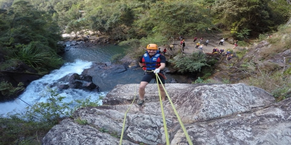 What should you prepare if you want to play Canyoning Dalat