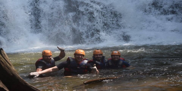 The reason why many foreigners prefer Dalat Canyoning