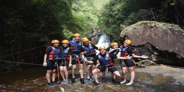 What you need to prepare in Canyoning tours?