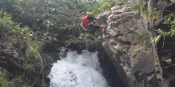 One day experience Canyoning Dalat