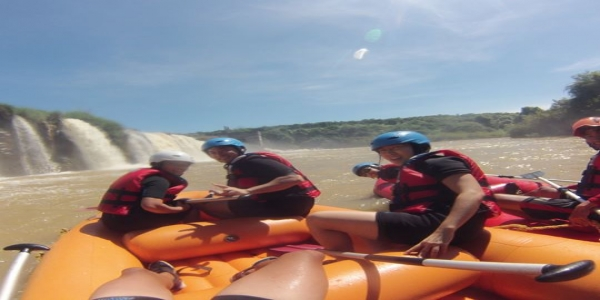 White water rafting and tours in Dalat