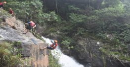 The crazy adventure in Dalat's canyoning