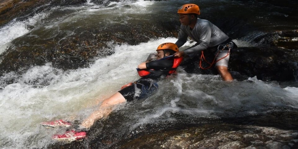 Canyoning – the most adventurous game at Datanla Dalat