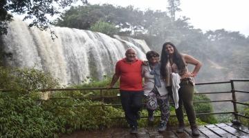 Dalat Car rental service to Elephant waterfall