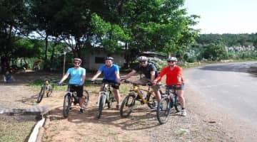 One day bike and draft to Nha Trang