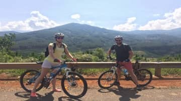 Three Days cycling from Dalat to Nha Trang