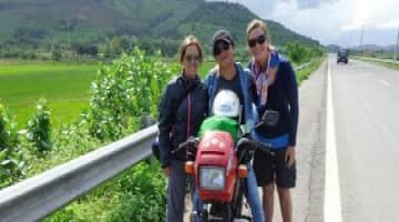 Two Days Dalat Easy Riders to Mui Ne