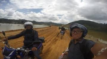 Dalat Dirt-bike Easy Riders level 2
