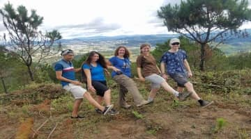 Trekking in the Paradise of Dalat