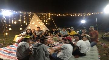 Dalat Camping Tour