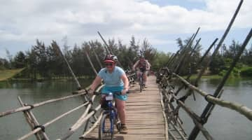 Six Days cycling from Dalat to Hoi An