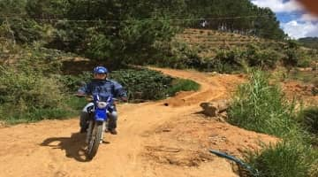Dalat Dirt-bike Easy Riders level 1