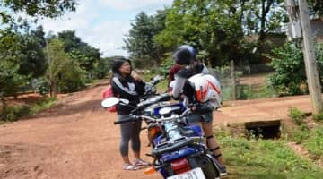 Two days Dalat easy riders to Nha Trang