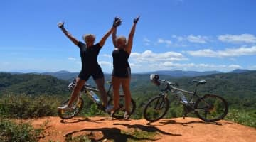 Two Days cycling from Dalat to Mui Ne