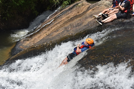 One day canyoning and countryside tour in dalat