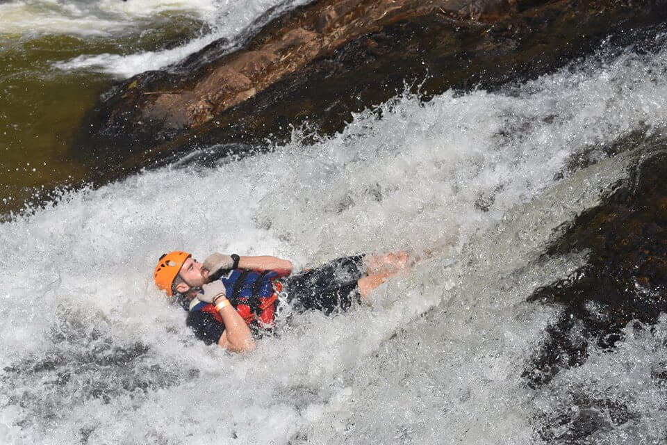 Dalat Canyoning - the journey for those who dare to explore and enjoy the experience