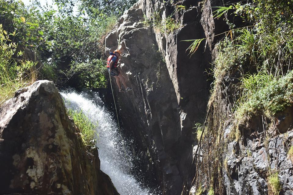 Experience Dalat canyoning