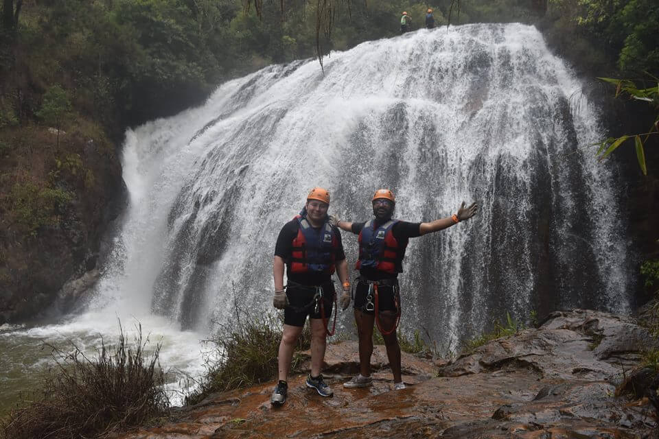 The joy of conquering challenges with Canyoning Dalat