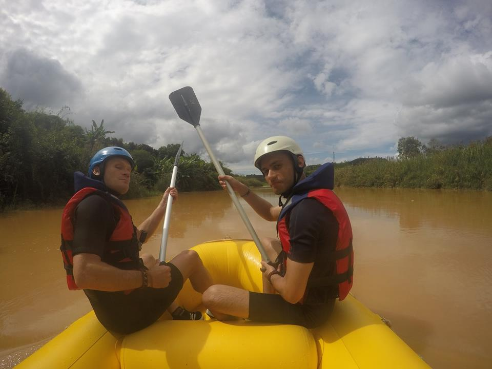 Whitewater Rafting - The Best Adventure Must Do in DaLat