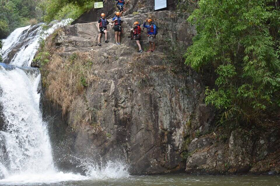 Winning nature through Canyoning, why not?