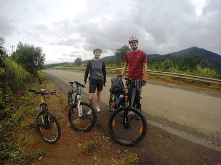 Six days cycling from Dalat to Nha Trang