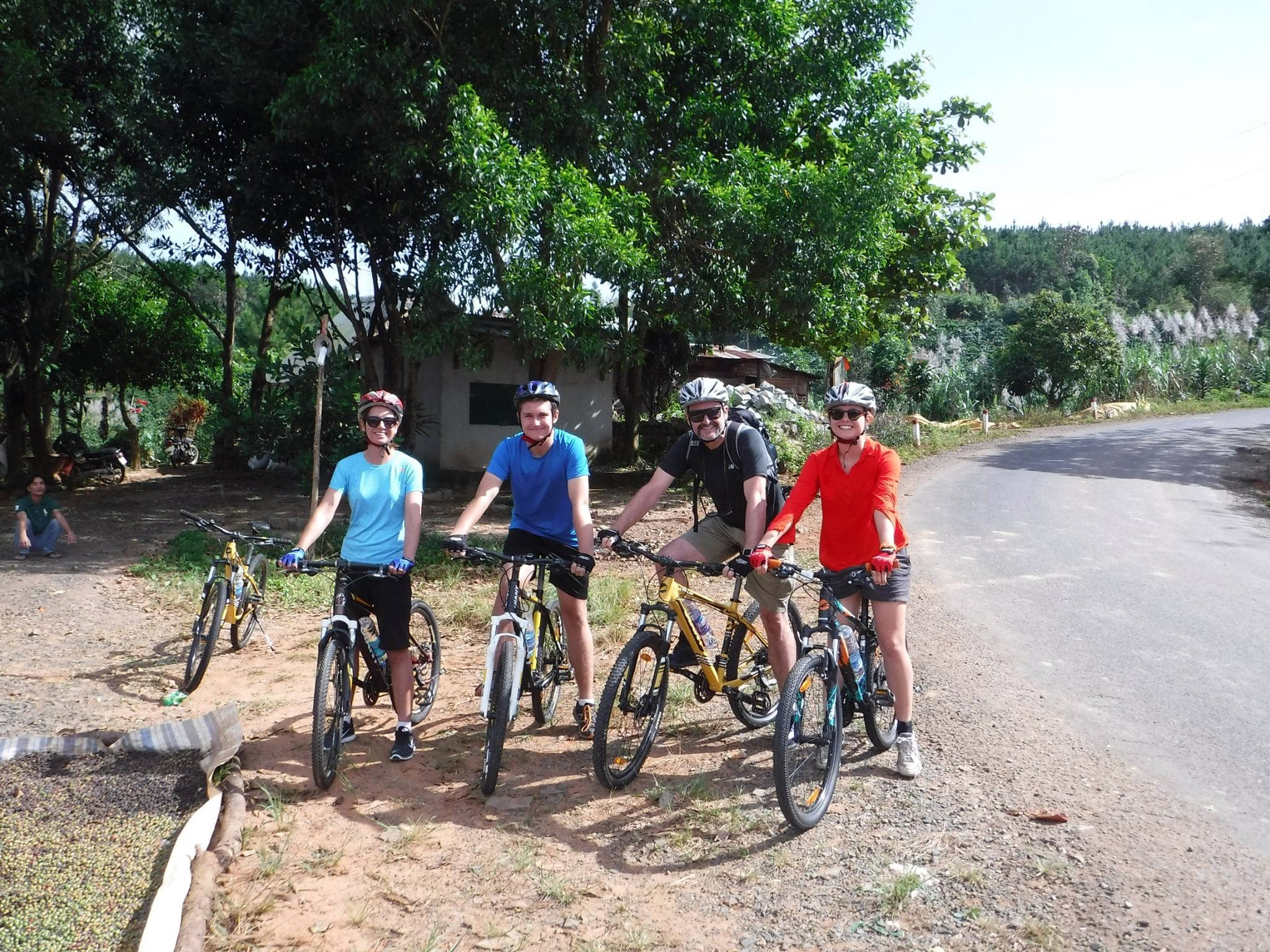 Bike from Dalat to Nha Trang 2