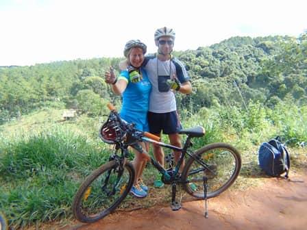 Six days cycling from Dalat to Nha Trang 2