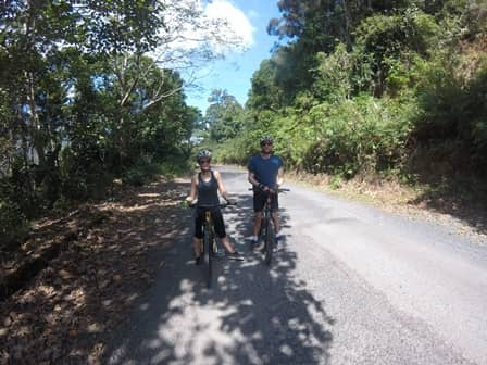 Two days cycling from Dalat to Muine 2