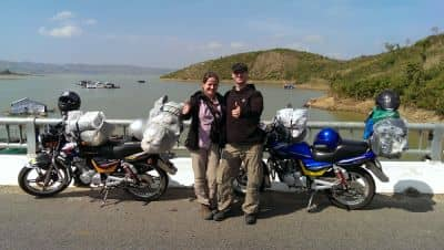 Dalat Easy Riders to HOi AN in six days