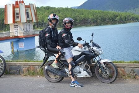 Four days Dalat Easy riders to Sai Gon