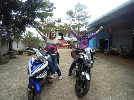 One day Dalat easy riders to Mui Ne 1