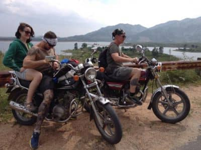 Six Days Dalat Easy Riders to HOi AN