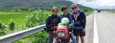 One days Dalat Easy Riders to Nha Trang