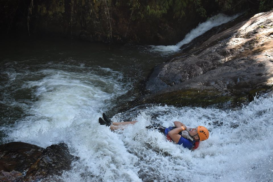 Experiment a Canyoning in Dalat half day tour