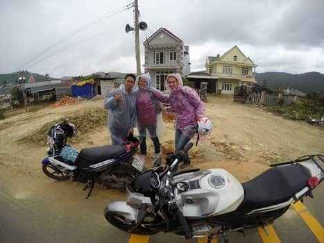 Two days Easy Riders to Mui Ne 2