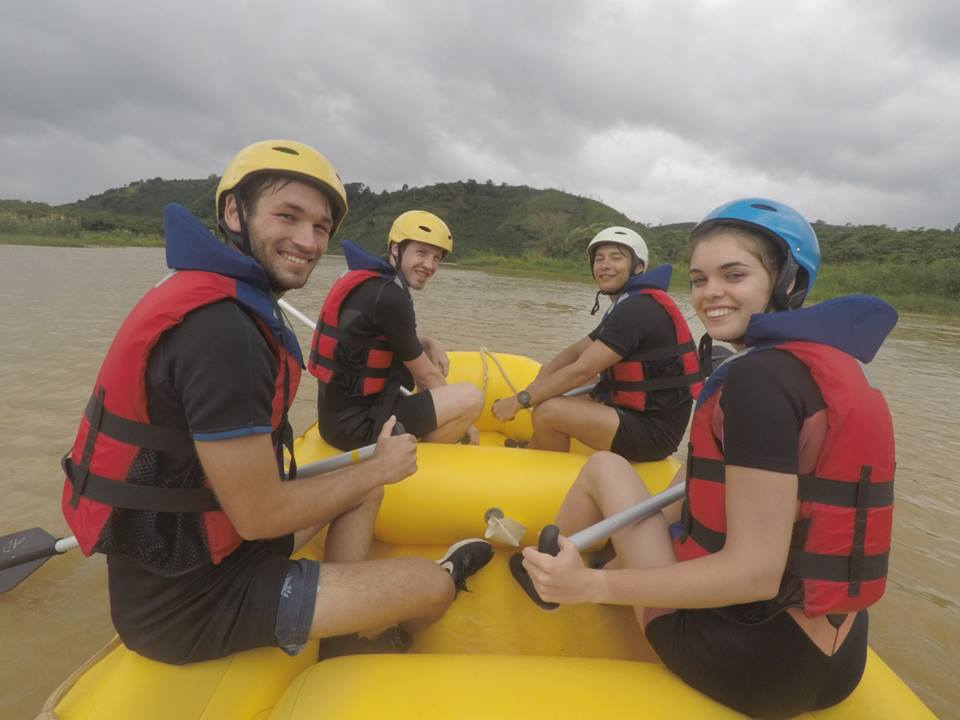 The safety of white water rafting