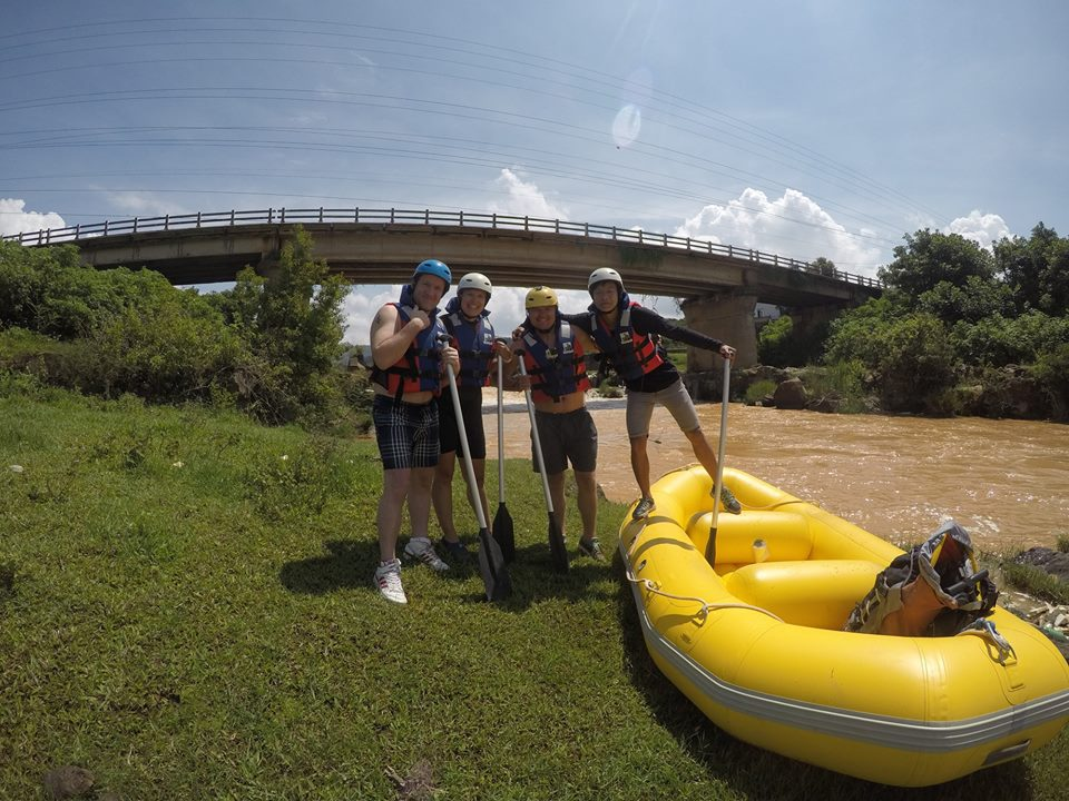 White water rafting Dalat – A attractive and adventurous game