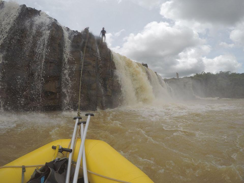 White water rafting Dalat